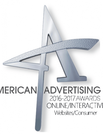 2016/2017 ONLINE/INTERACTIVE SILVER ADDY AWARD